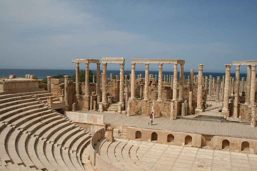 The_Ruins_of_Leptis_Magna