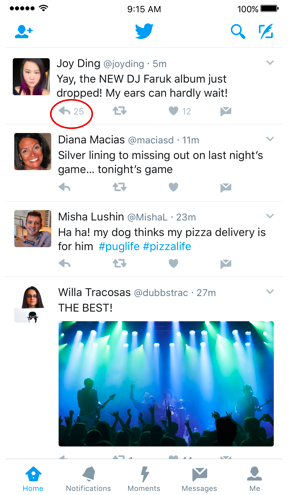 Twitter-Direct-Reply-Count
