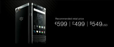 ราคา-BlackBerry-KeyOne